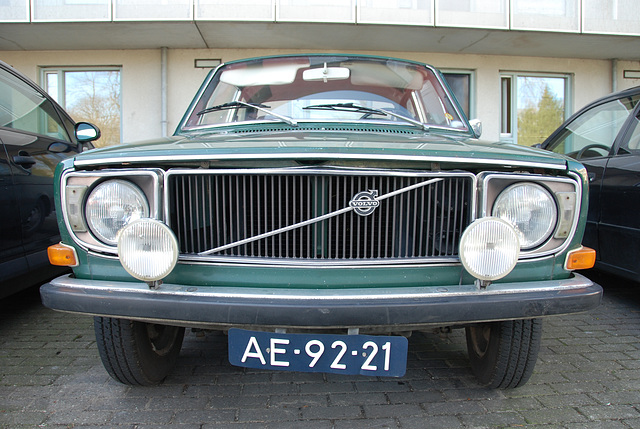 1972 Volvo 142 de Luxe