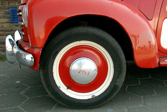 1952 Fiat 500 Topolino