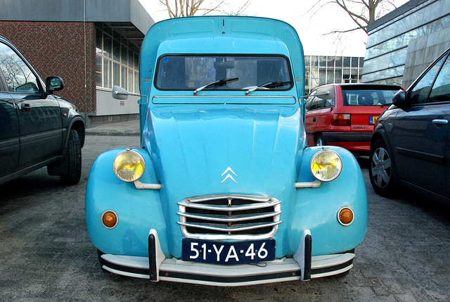 1975 Citroën AK