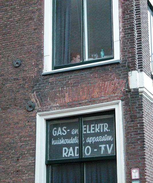 Student house in Leiden