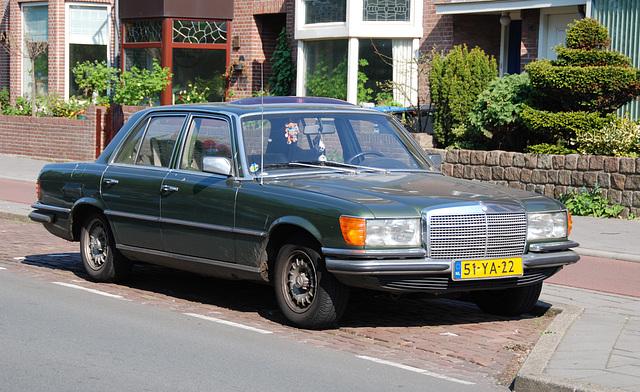 1974 Mercedes-Benz 350 SE
