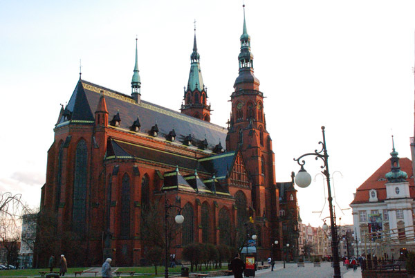 Legnica Cathedral