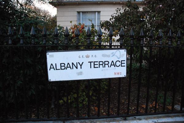 Albany Terrace NW1