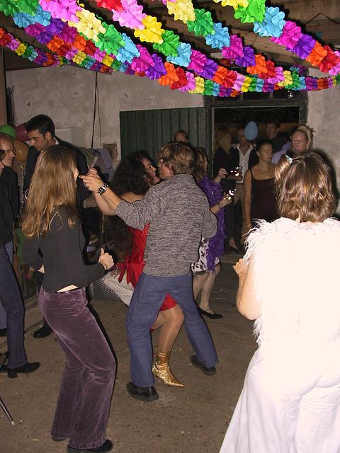 party - Sandy & Florian