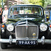 Oldtimer day at Ruinerwold: 1961 Rover 100