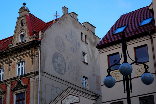 Ghost signs, Legnica