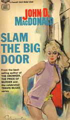 John D. MacDonald - Slam the Big Door