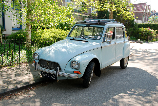 1970 Citroën Dyane 6