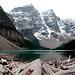 Lake Moraine (Banff National Park, Canada)