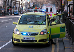 London ambulance