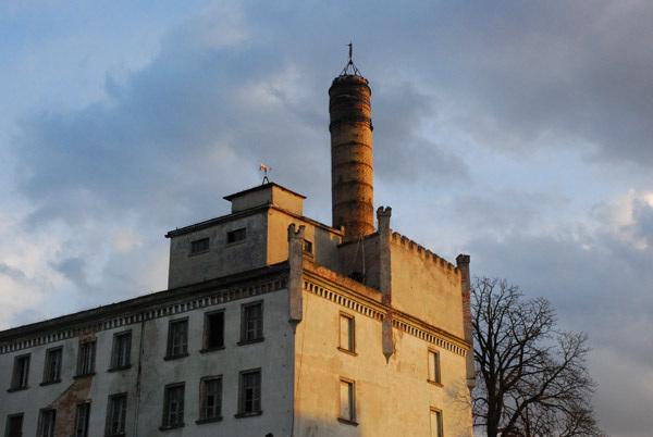 Legnica, former brewery