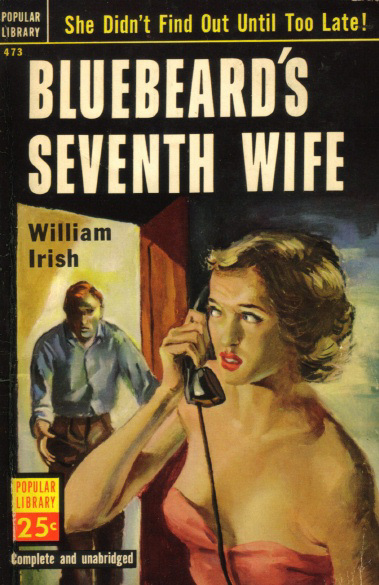 William Irish - Bluebeard's Seventh Wife