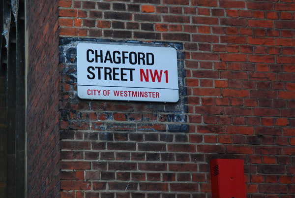Chagford Street NW1