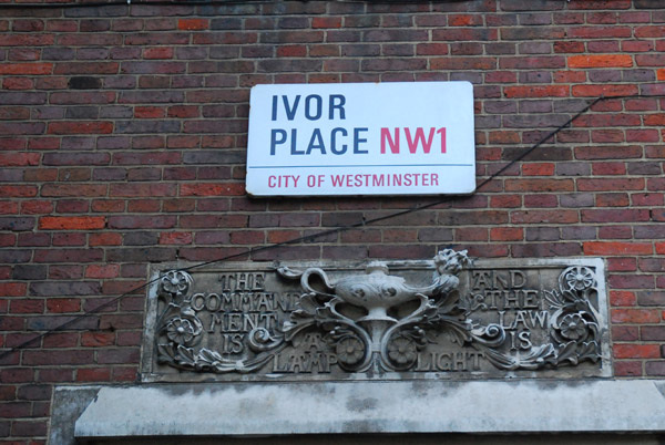 Ivor Place NW1