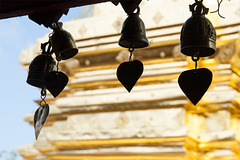 Bells at Doi Suthep