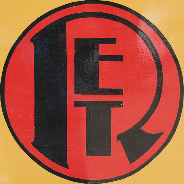 A visit to the Open Air Museum (Heritage Park): emblem of the Rotterdam Public Transport Company