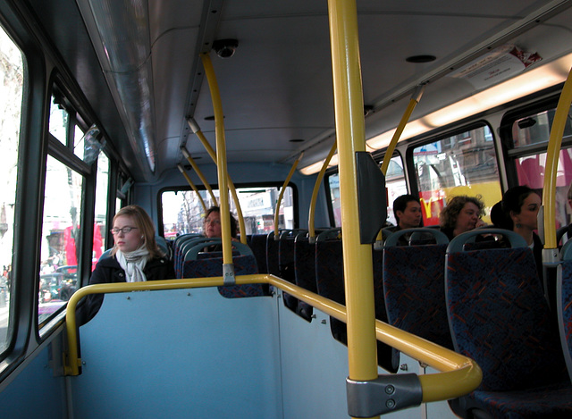 Inside number-98 bus