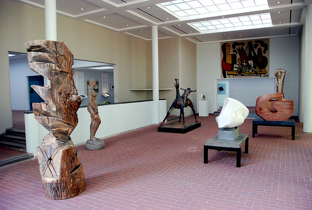 A visit to the Kröller-Möller Museum