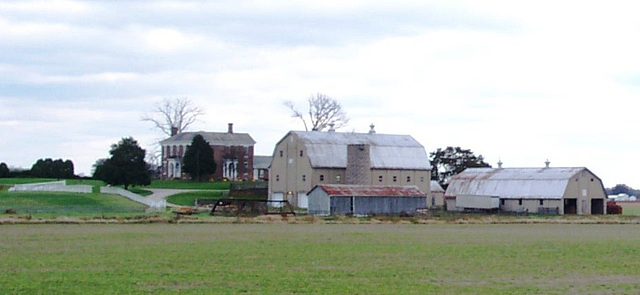 Historic Breeding Farm