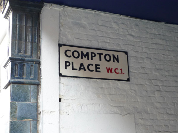 Compton Place WC1