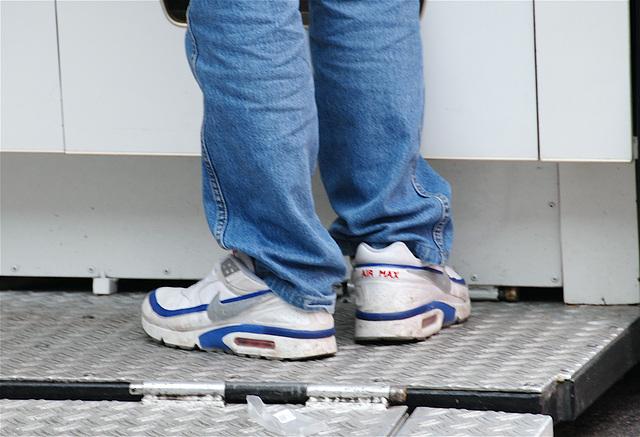 The Leiden's Relief Fair: Nike Air Max