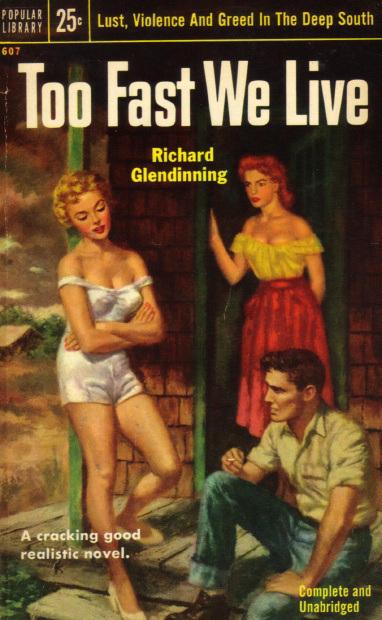 Richard Glendinning - Too Fast We Live