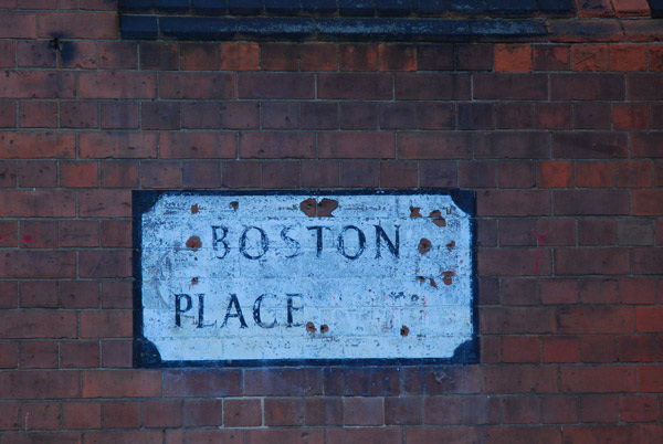 Boston Place NW1