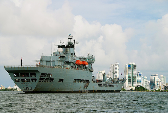 RFA WAVE RULER in Cartagena, Colombia