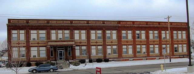 Haynes Automobile Office Building