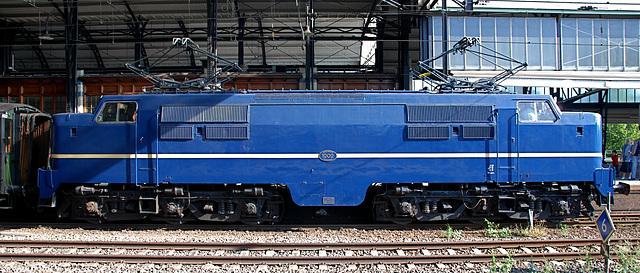 Celebration the centenary of Haarlem Railway Station: Engine 1202