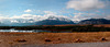 Rocky Mountains near Waterton Lakes