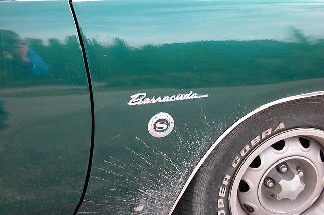 Cars in Canada: Plymouth Barracuda