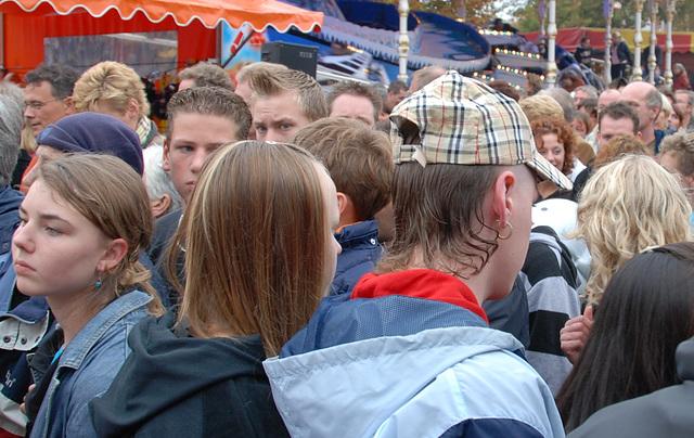 The Leiden's Relief Fair: Burberry