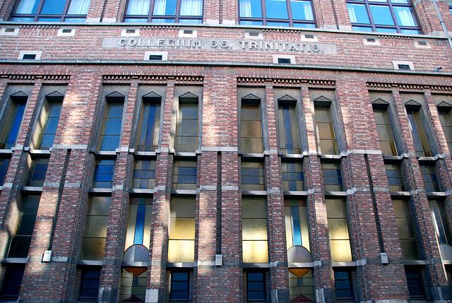 Trinity College in Leuven
