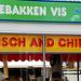 Market in Groningen – Fisch and chips