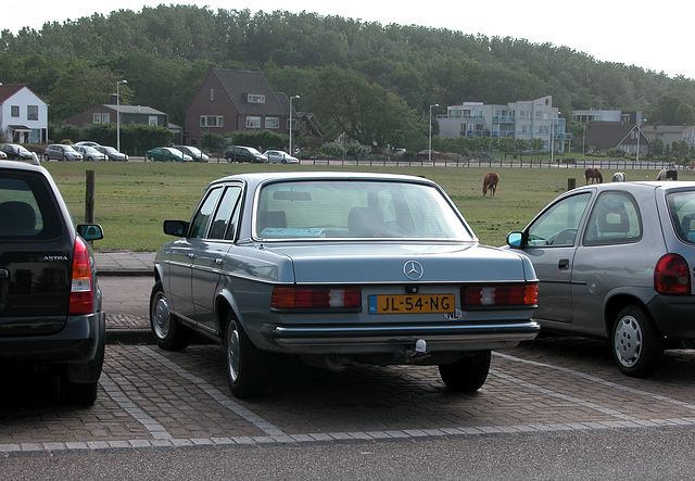 1983 Mercedes-Benz 230 E