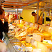 Market in Groningen – The all-important cheese