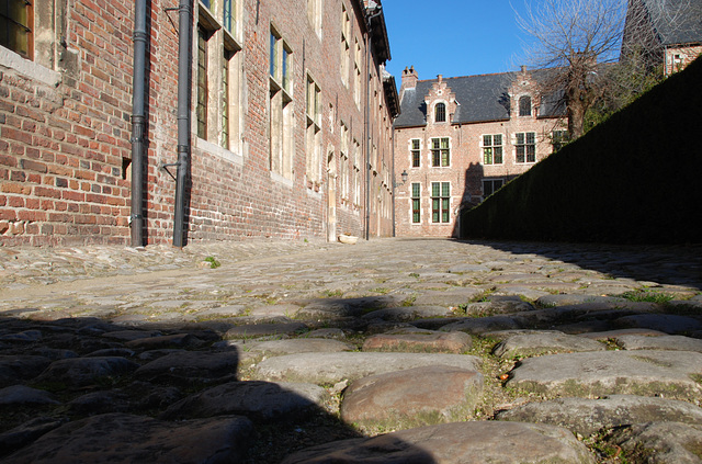 The Great Beguinage in Leuven