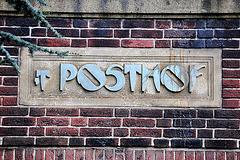 House name 't Posthof