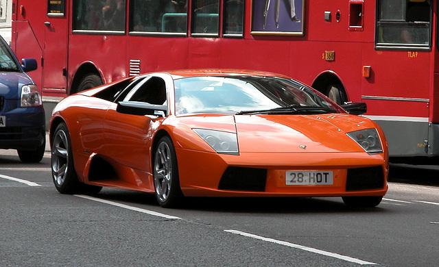 2004 Lamborghini Murciélago