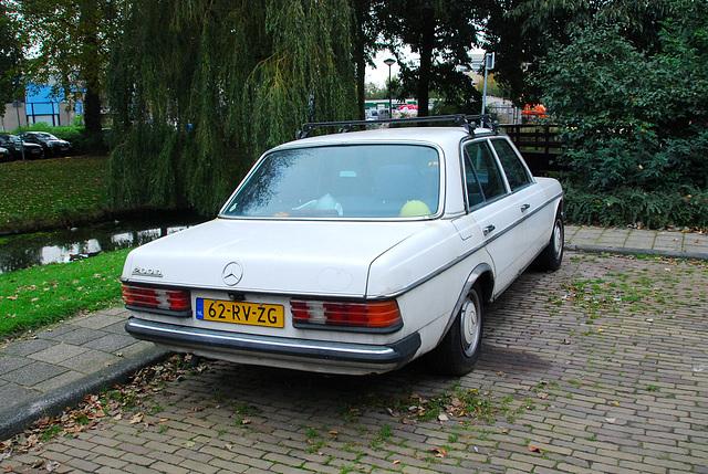 1980 Mercedes-Benz 200 D