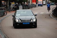 Taxi – Mercedes E-class
