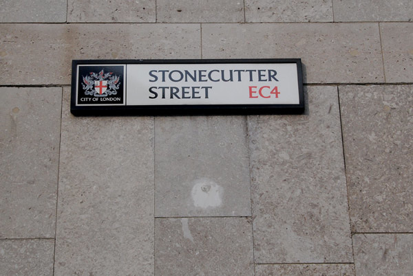 Stonecutter Street