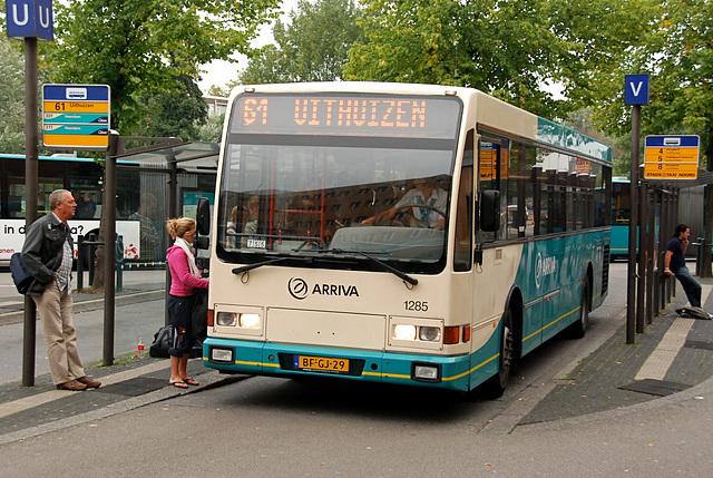 Groningen Railway Station: 1997 Iveco 391E-12-29