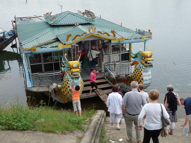 Perfume River Boat Trip