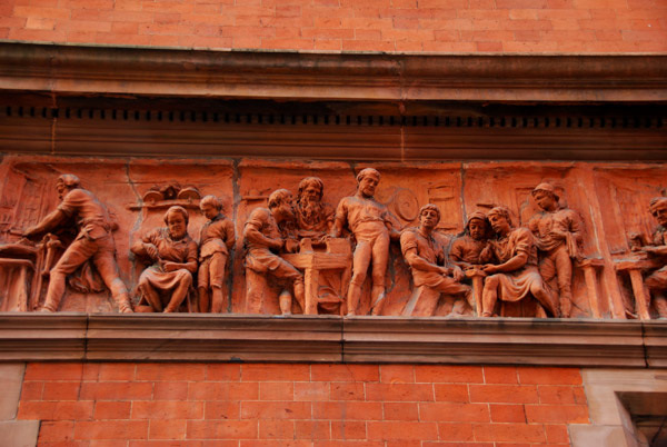 Relief - Cutlers Hall