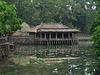Xung Khiem Pavilion on Luu Khiem Lake