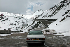 Holiday day 2: Climbing the Stelvio Pass