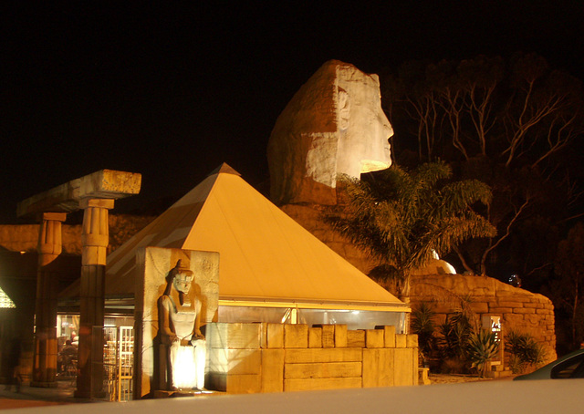 Sphinx Restaurant, Geelong