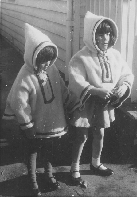 1966 ? - ponchos from Oma
